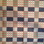overshot pattern